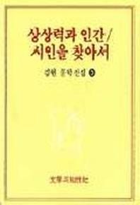 상상력과 인간/시인을 찾아서(김현문학전집 3)