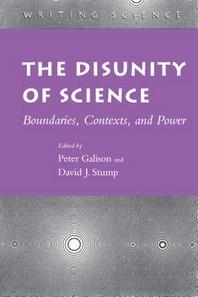 The Disunity of Science