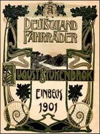 Stukenbrok - Illustrierter Hauptkatalog 1901 fuer Deutschland-Fahrraeder und Zubehoerteile, August Stukenbrok