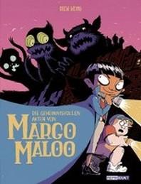 Die geheimnisvollen Akten von Margo Maloo
