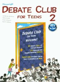 Debate Club for Teens. 2