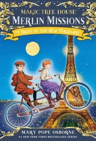 Magic Tree House Merlin Mission. 7: Night of the New Magicians