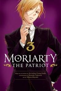 Moriarty the Patriot, Vol. 3, 3