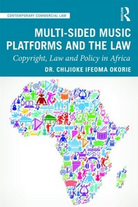 Multi-Sided Music Platforms and the Law
