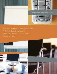 Business Communication Essentials(Pearson New International)