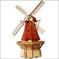 네덜란드 풍차. 2