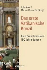 Das Erste Vatikanische Konzil