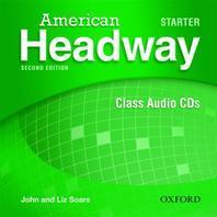 American Headway Starter 세트(CD 3장)