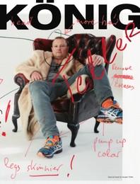 K?NIG, Special Issue by Juergen Teller