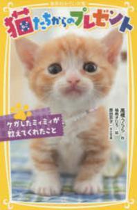 猫たちからのプレゼント ケガしたミィミィが敎えてくれたこと