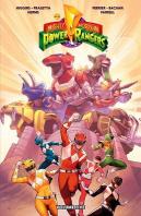 Mighty Morphin Power Rangers Vol. 5, 5