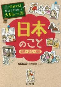 日本のこと 傳統.文化.風習