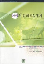 한국의 문화산업체계