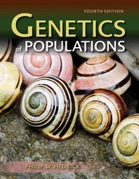 Genetics Of Populations, Fourth Edition
