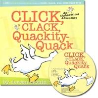 노부영 Click, Clack, Quackity-Quack, An Alphabetic (원서 & CD)