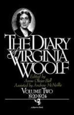 The Diary of Virginia Woolf, Volume 2