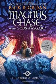 Magnus Chase and the Gods of Asgard (Book #1): The Sword of Summer