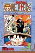 One Piece, Vol. 4, Volume 4