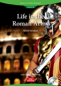 Life in the Roman Army (PB+CD)