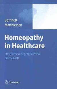 Homeopathy in Healthcare