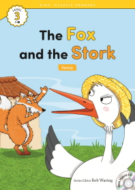 The Fox and the Stork(Aesop)