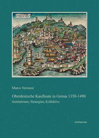 Oberdeutsche Kaufleute in Genua, 1350-1490