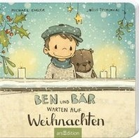 Ben und Baer warten auf Weihnachten
