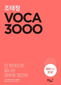 조태정 VOCA 3000(2019)
