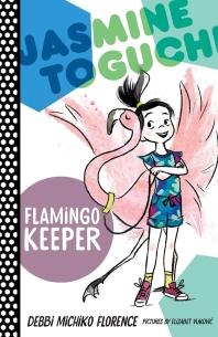 Jasmine Toguchi, Flamingo Keeper