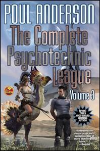 The Complete Psychotechnic League, Vol. 3