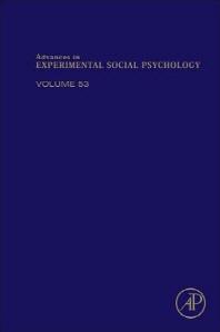 Advances in Experimental Social Psychology, 53