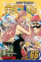 One Piece, Volume 66
