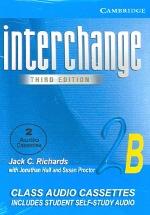 Interchange 2B (Cassette Tape)  (Third Edition)