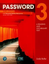 Password 3 SB with Essential Online Resources