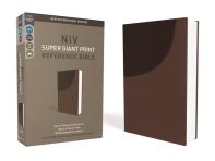 NIV, Super Giant Print Reference Bible