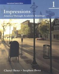 Impressions. 1: America Through Academic Readings