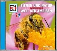 Was ist was Hoerspiel-CD: Bienen und Natur/ Welt der Ameisen