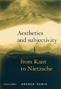 Aesthetics and Subjectivity
