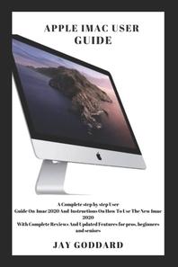 Apple Imac User Guide 2020