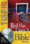 Red Hat Linux 9 Bible [With 2 CDROMs]