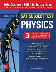 McGraw-Hill Education SAT Subject Test Physics Third Edition