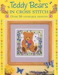 Teddy Bears in Cross Stitch