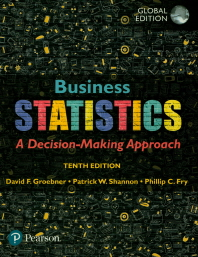 Business Statistics(Global Edition)