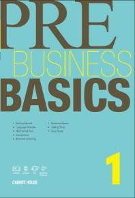Pre Business Basics. 1
