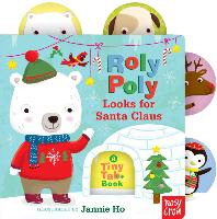 Roly Poly Looks for Santa Claus