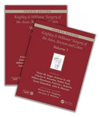 Keighley & Williams' Surgery of the Anus, Rectum and Colon, Fourth Edition