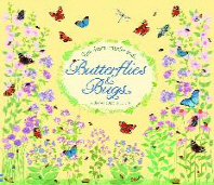 Butterflies and Bugs (Rub-Down Transfer Books)