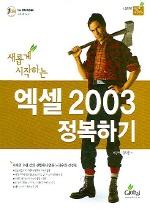 엑셀 2003 정복하기 (새롭게 시작하는) (CD-ROM 1장 포함)