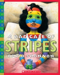 A Bad Case of Stripes ( Scholastic Bookshelf )