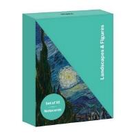 Moma Landscapes & Figures Notecard Folio Box